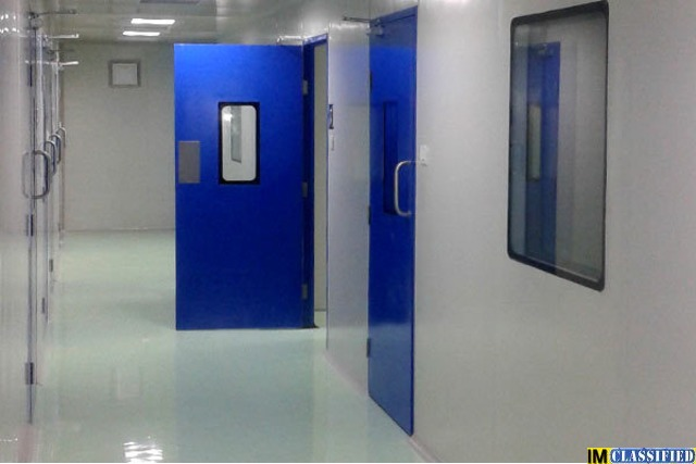 Clean Room Doors Manufacturers-Get Price Quote 08040717111 - 1/1